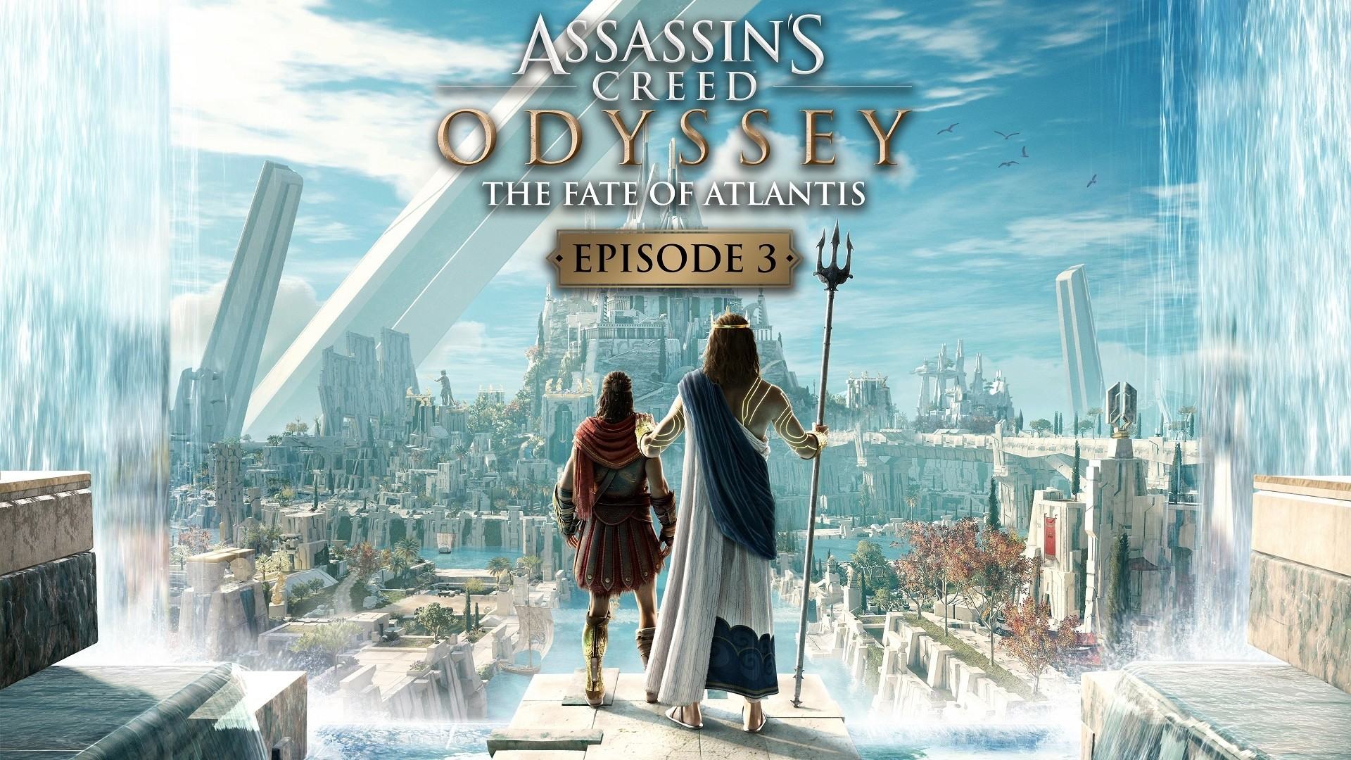 Assassin's Creed Odyssey: Il Destino di Atlantide Ep 3
