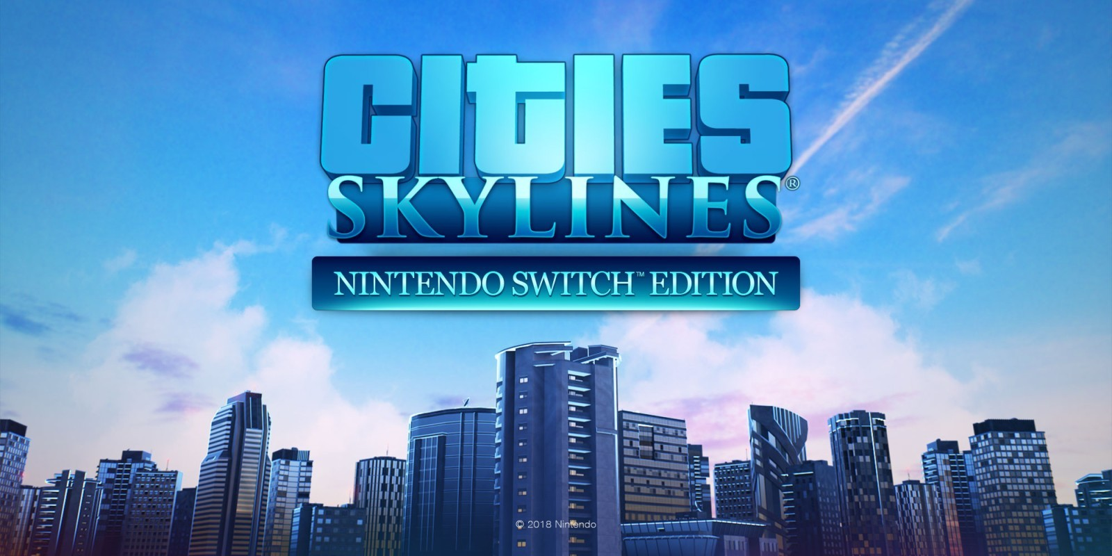 Cities: Skyline - Nintendo Switch Edition