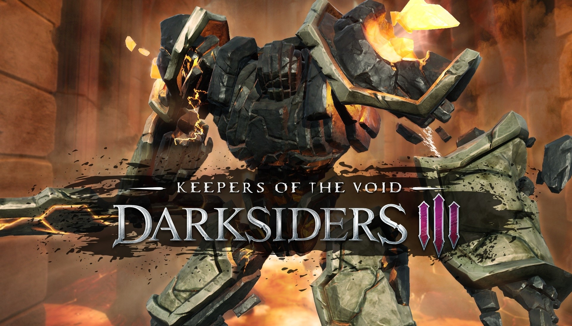 Darksiders 3: Keepers of the Void