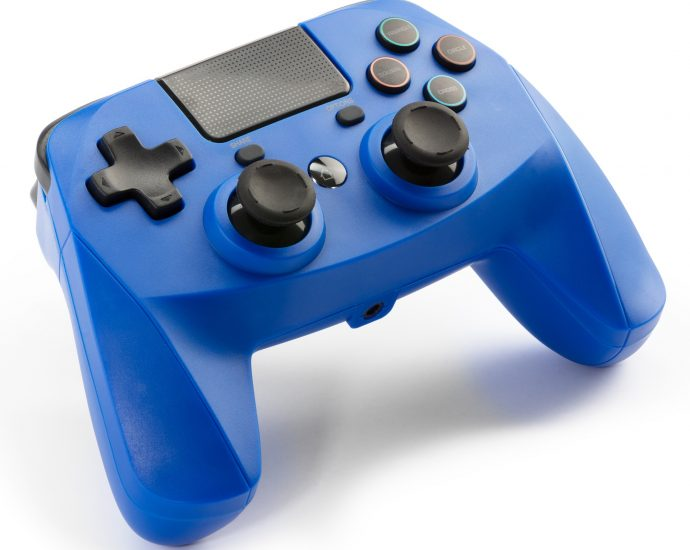Game:Pad 4S Wireless (Blue)