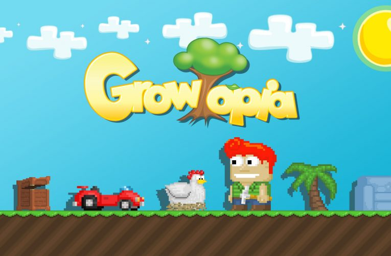 Growtopia, disponibile ora su console