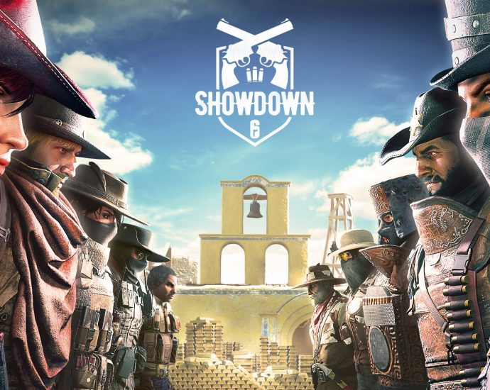 Rainbow Six Siege Showdown