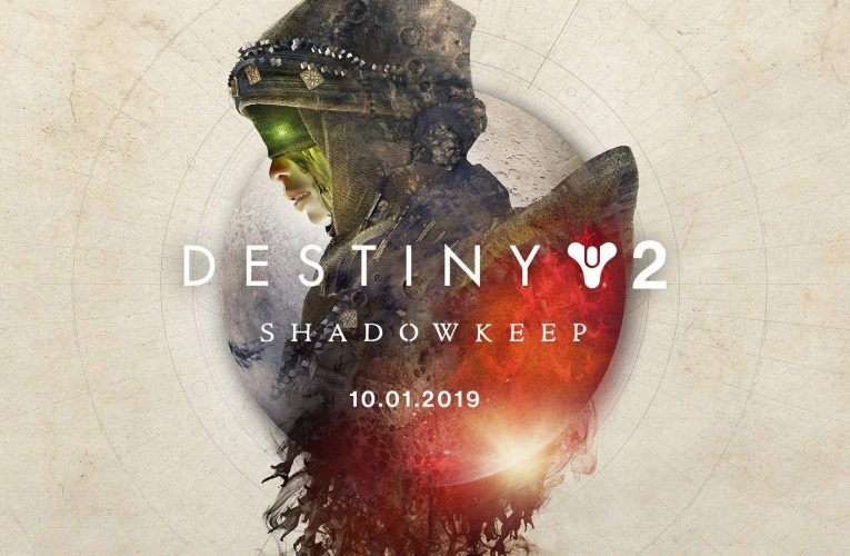 Destiny 2 - Shadowkeep Header
