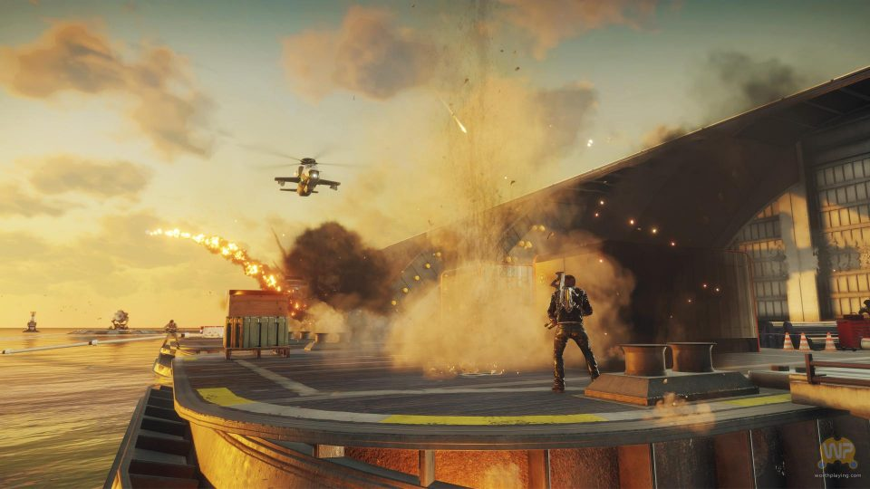 Just Cause 4 Danger Rising - Chopper