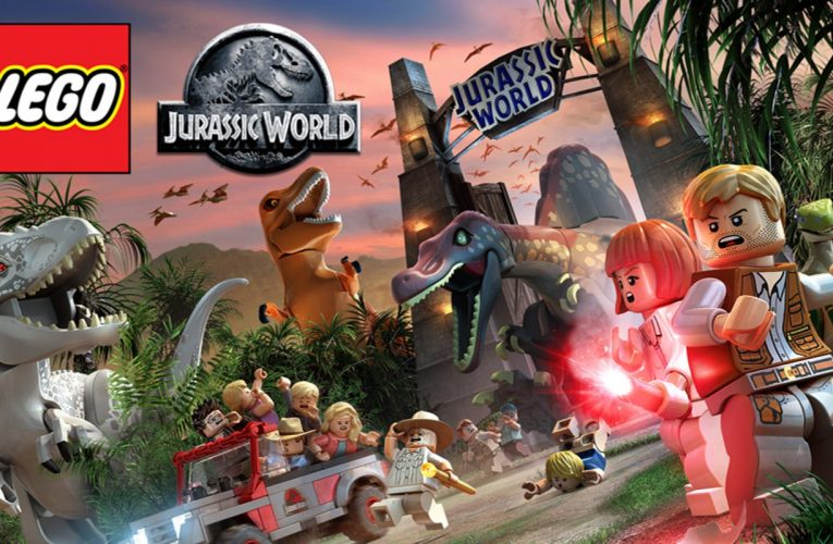 LEGO Jurassic World: Da domani su Switch