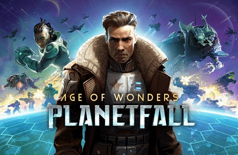 Age of Wonders: Planetfall Key Art