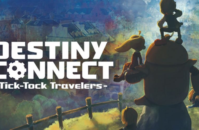 Destiny Connect: Tick-Tock Travelers disponibile ora
