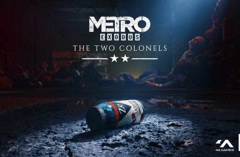 Metro Exodus: Disponibile il DLC The Two Colonels