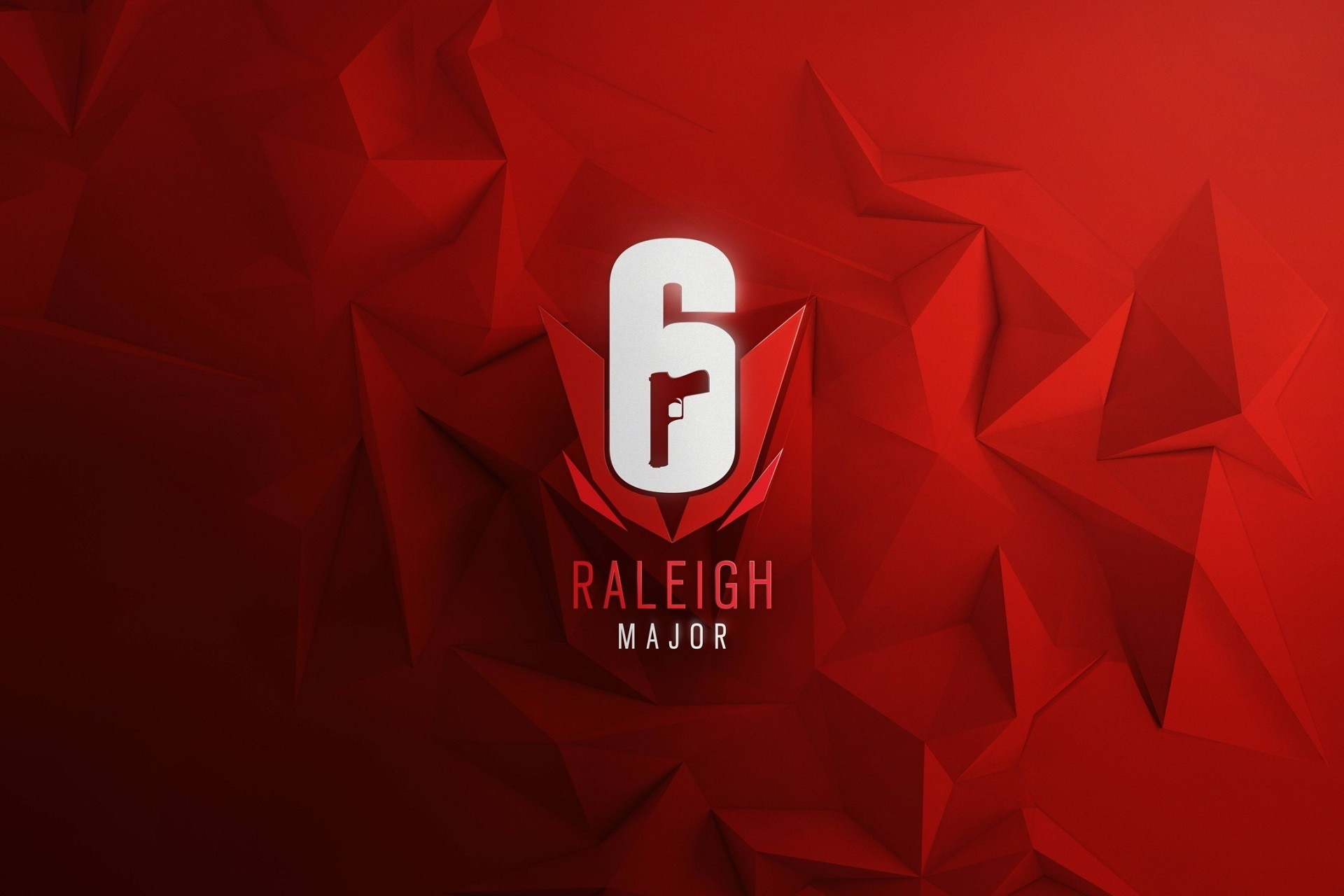 Rainbow Six Major Raleigh