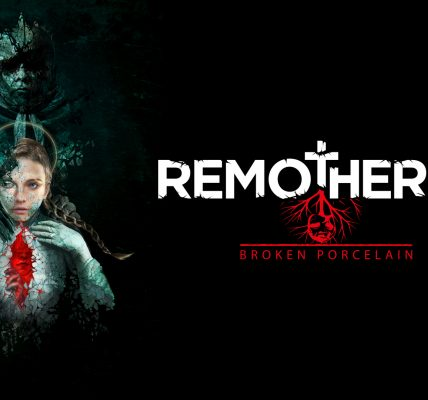 Remothered: Broken Porcelain Key Art