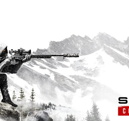 Sniper Ghost Warrior Contracts Key Art