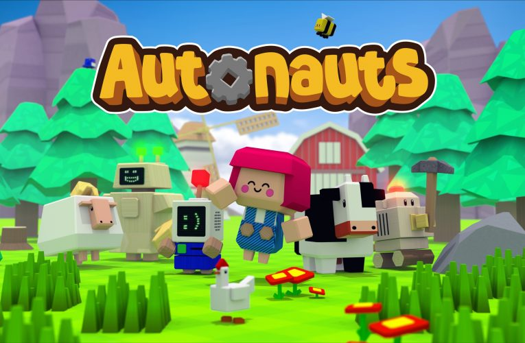 Autonauts tra i best seller di Curve Digital in soli 7 giorni