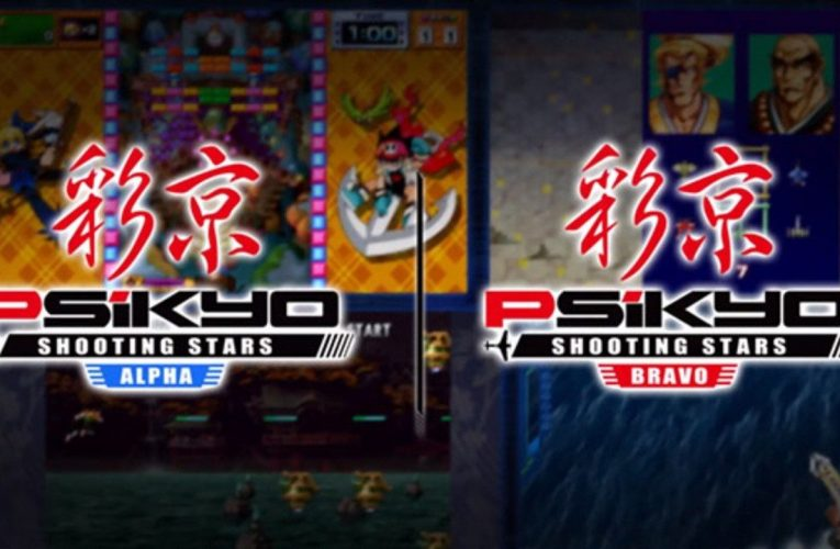 Psikyo Shooting Stars Alpha in arrivo a gennaio 2020