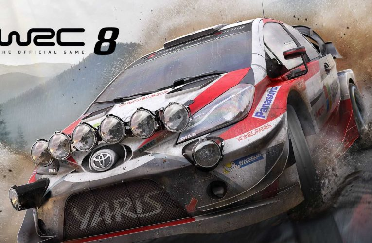 WRC 8: Ora disponibile su Nintendo Switch