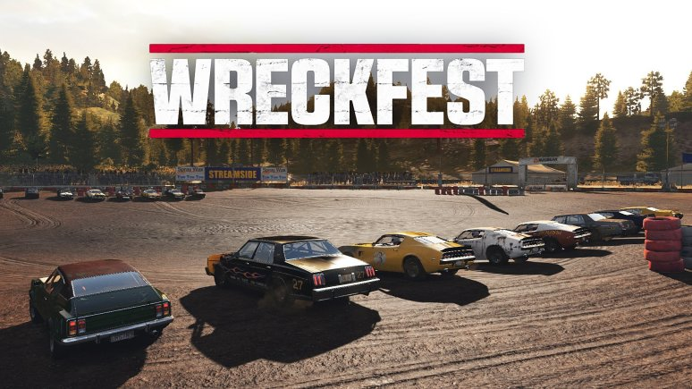 Wreckfest,GOOFY ROOFS pack disponibile 1