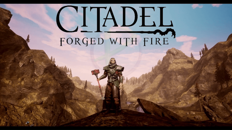 citadel forged with fire xbox one cover