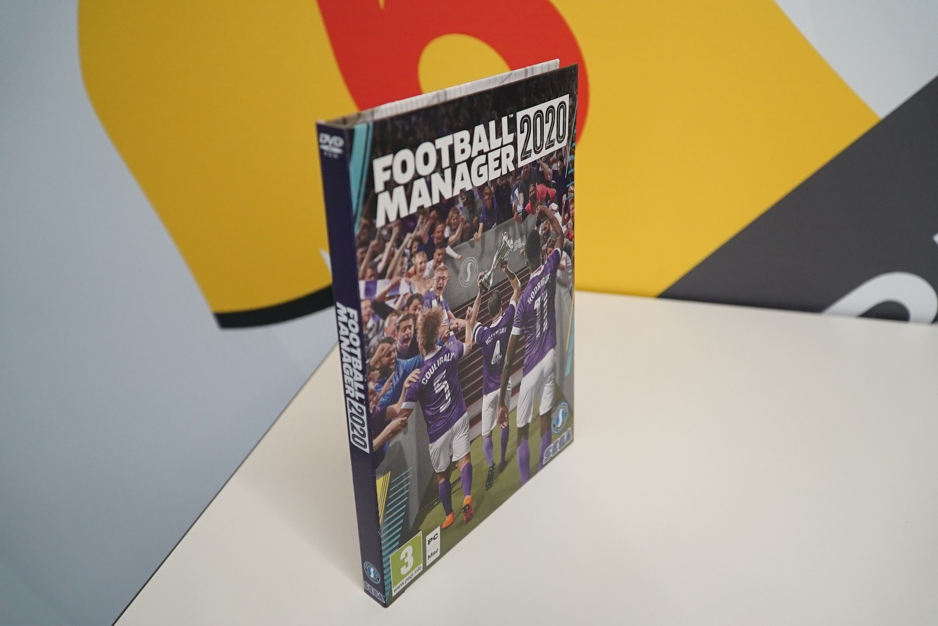 Football Manager 2020 Cover Ecologica