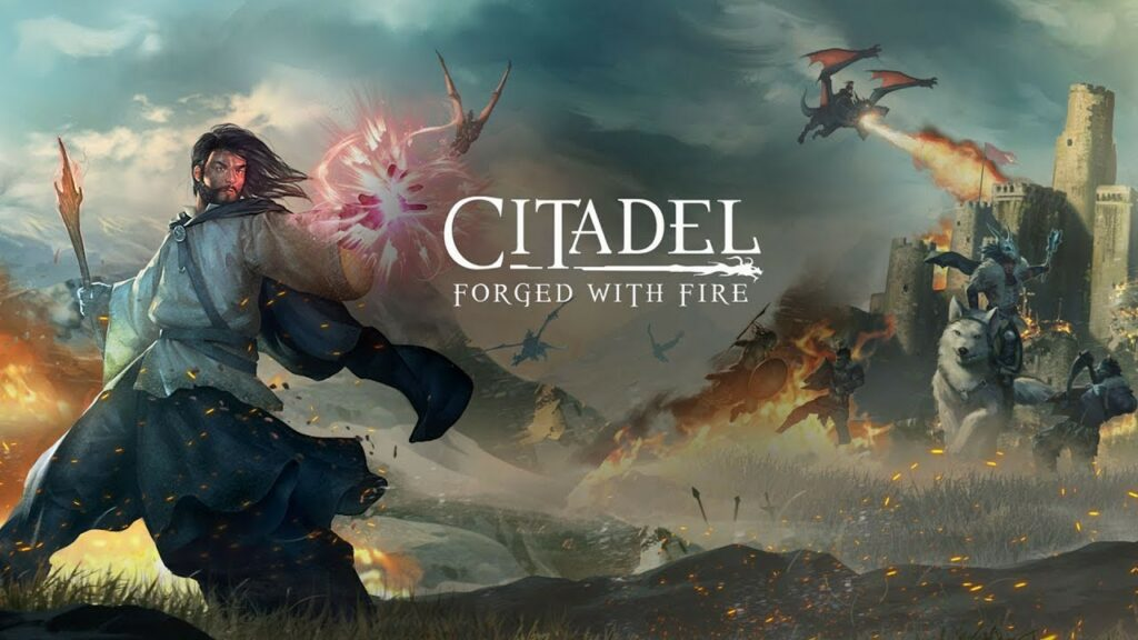 citadel forged with fire Yessgame