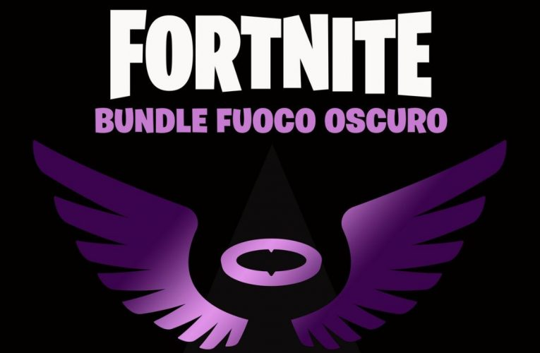 FORTNITE BUNDLE FUOCO OSCURO – Warner Bros