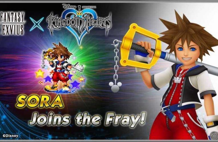 FF Brave Exvius e KH Union Cross – Collaborazione