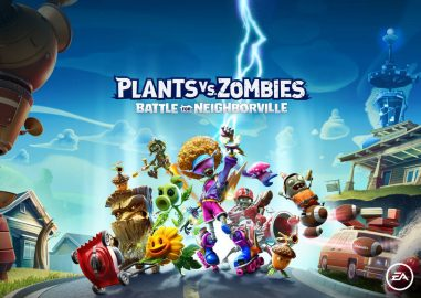 Plants vs Zombies: La Battaglia di Neighborville Key Art