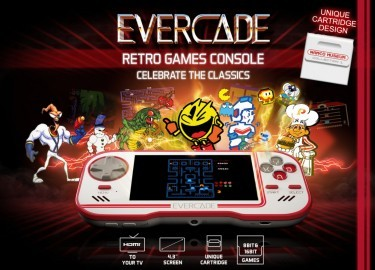 Evercade - preorder disponibile 12