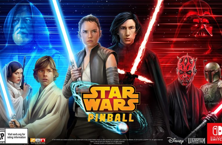 Star Wars Pinball: Disponibile ora su Nintendo Switch