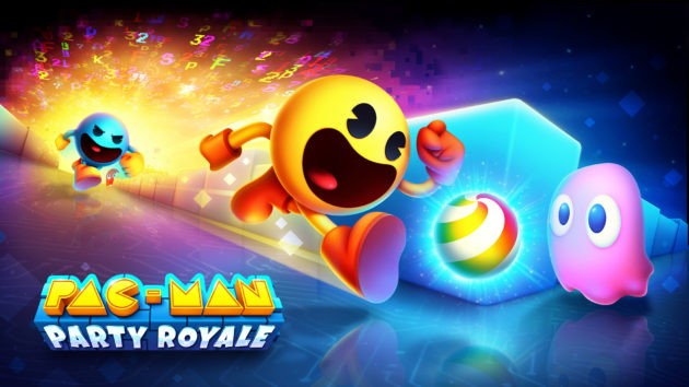 Pac Man Party Royale