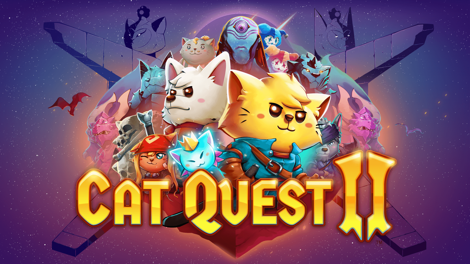 Cat Quest II Header