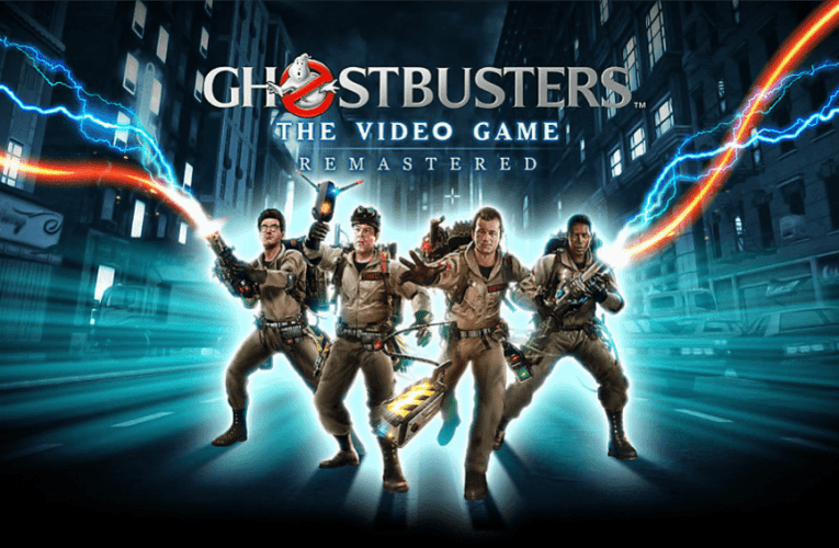 Ghostbusters: The Video Game Remastered è disponibile