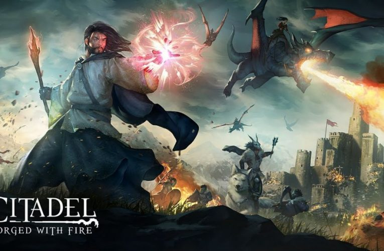 CITADEL: FORGED WITH FIRE – Trailer