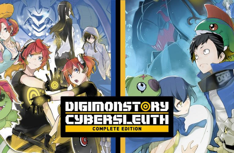 DIGIMON STORY CYBER SLUTH – Complete Edition
