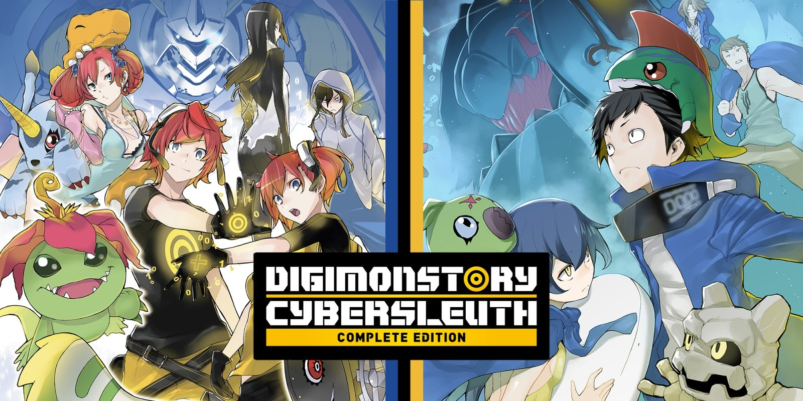 DIGIMON STORY CYBER SLUTH - Complete Edition 5