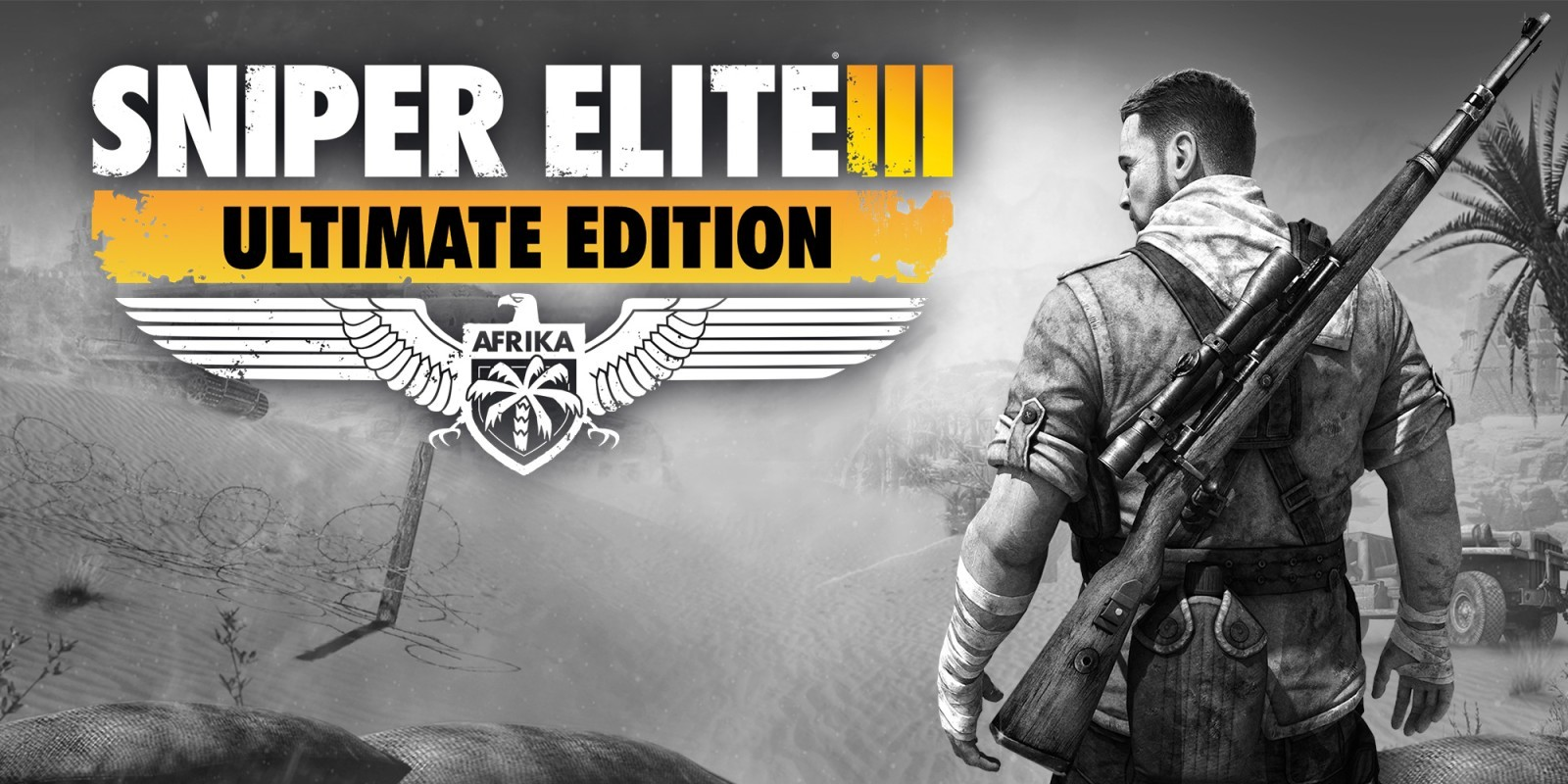 SNIPER ELITE 3 ULTIMATE EDITION - Disponibile su Switch 7