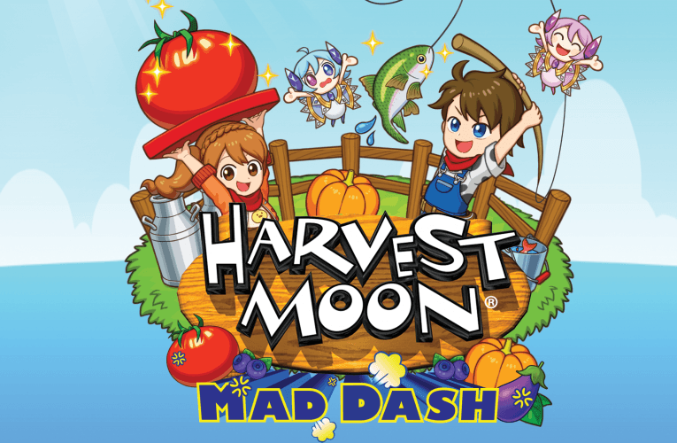 Harvest Moon: Mad Dash –  Trailer
