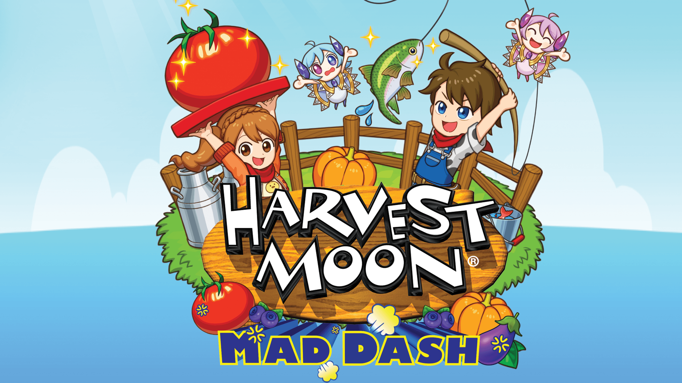 Harvest Moon: Mad Dash –  Trailer 20