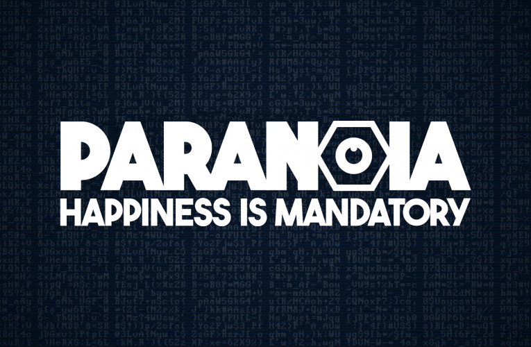 PARANOIA: HAPPINESS IS MANDATORY RIMANDATO