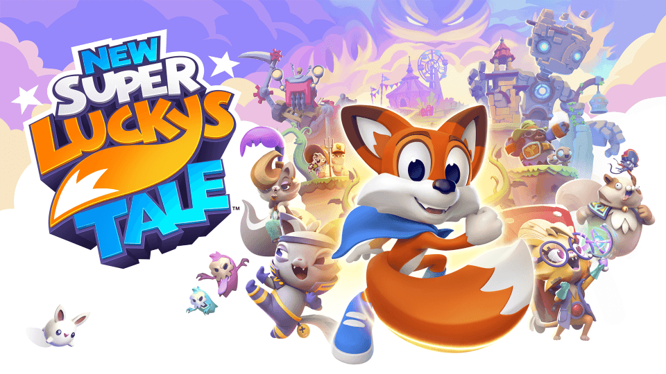 New Super Lucky's Tale - Disponibile per Switch 5