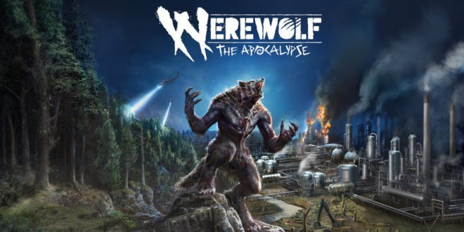 WEREWORLF : THE APOCALYPSE EARTHBLOOD – PDXCON
