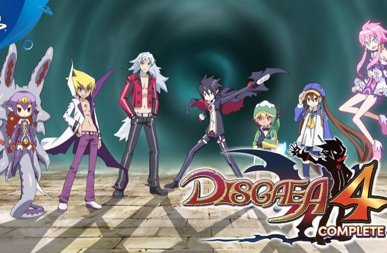 Disgaea 4+,importante video!!!!