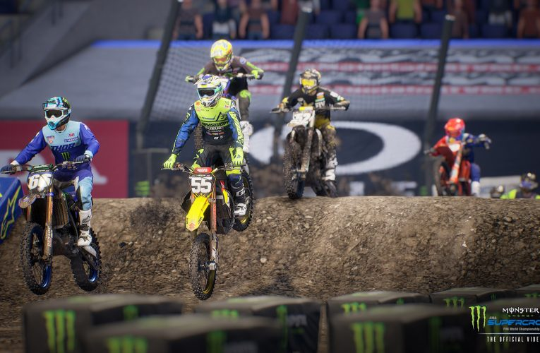 Monster Energy Supercross – The Official Videogame 3: L'annuncio