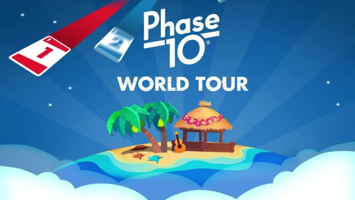 Phase 10 : World Tour – Disponibile