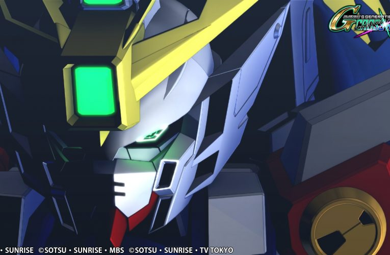 SD Gundam G Generation Cross Rays – Disponibile su PC
