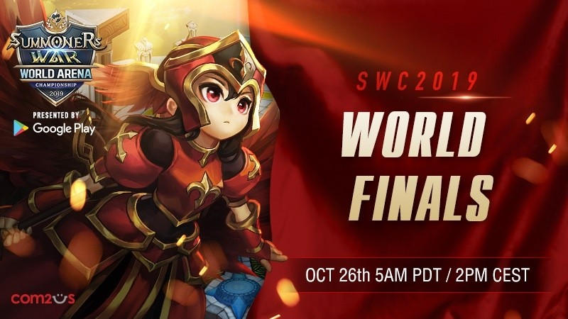 Summoners War: World Arena Championship 2019