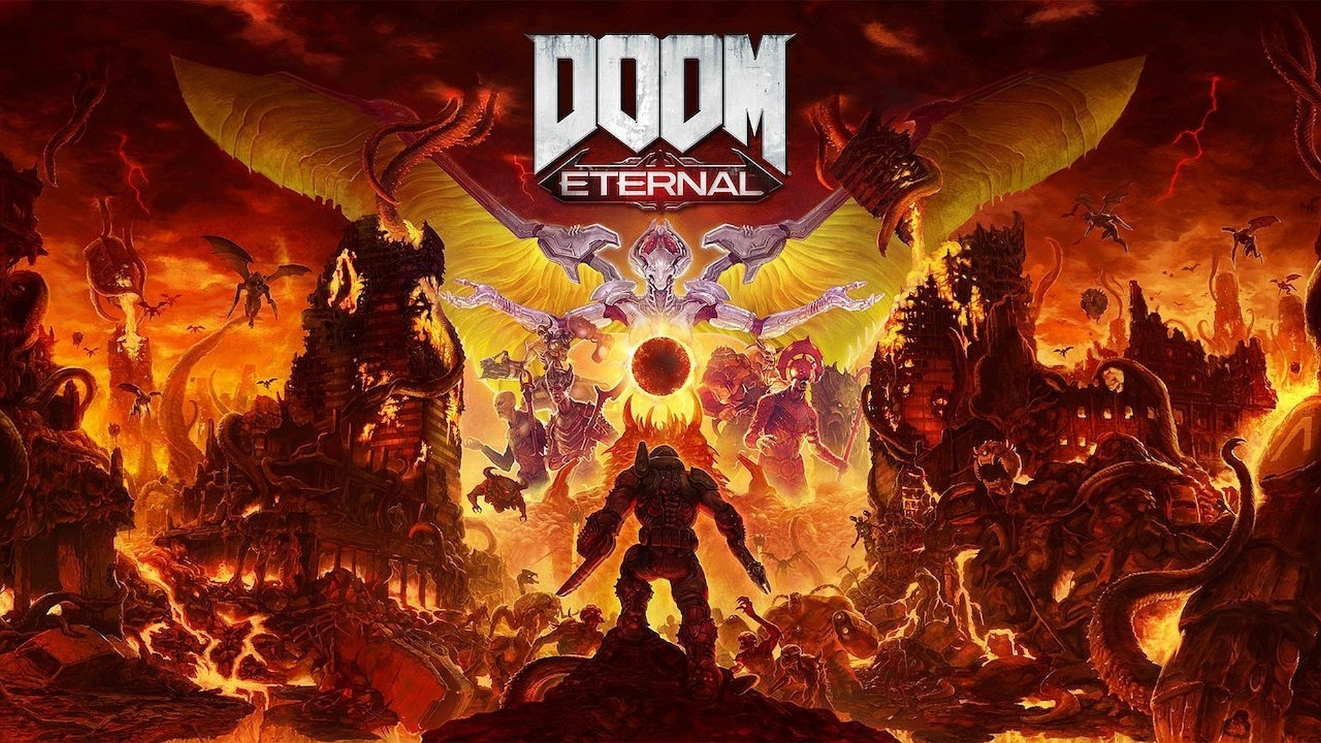 DOOM Eternal Rimandato 13