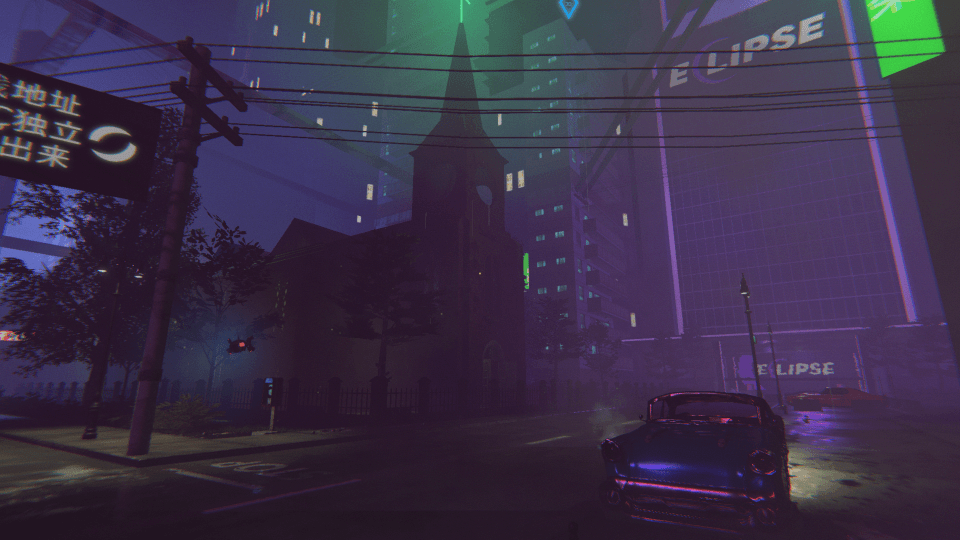Neon Code Screenshot 03