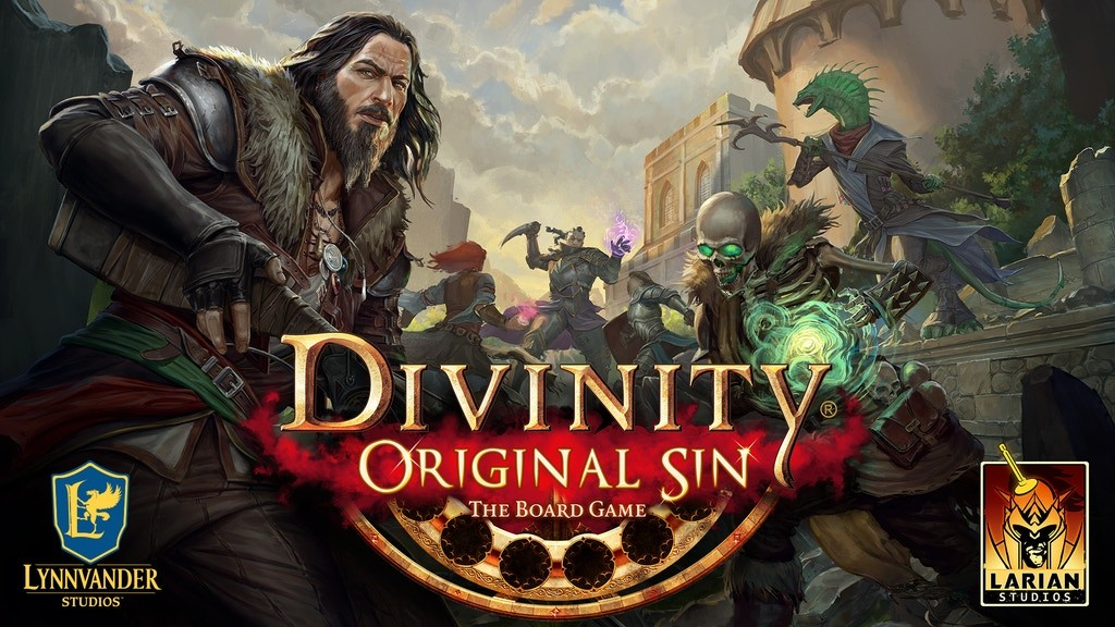 Divinity: Original Sin 2 - The Boardgame