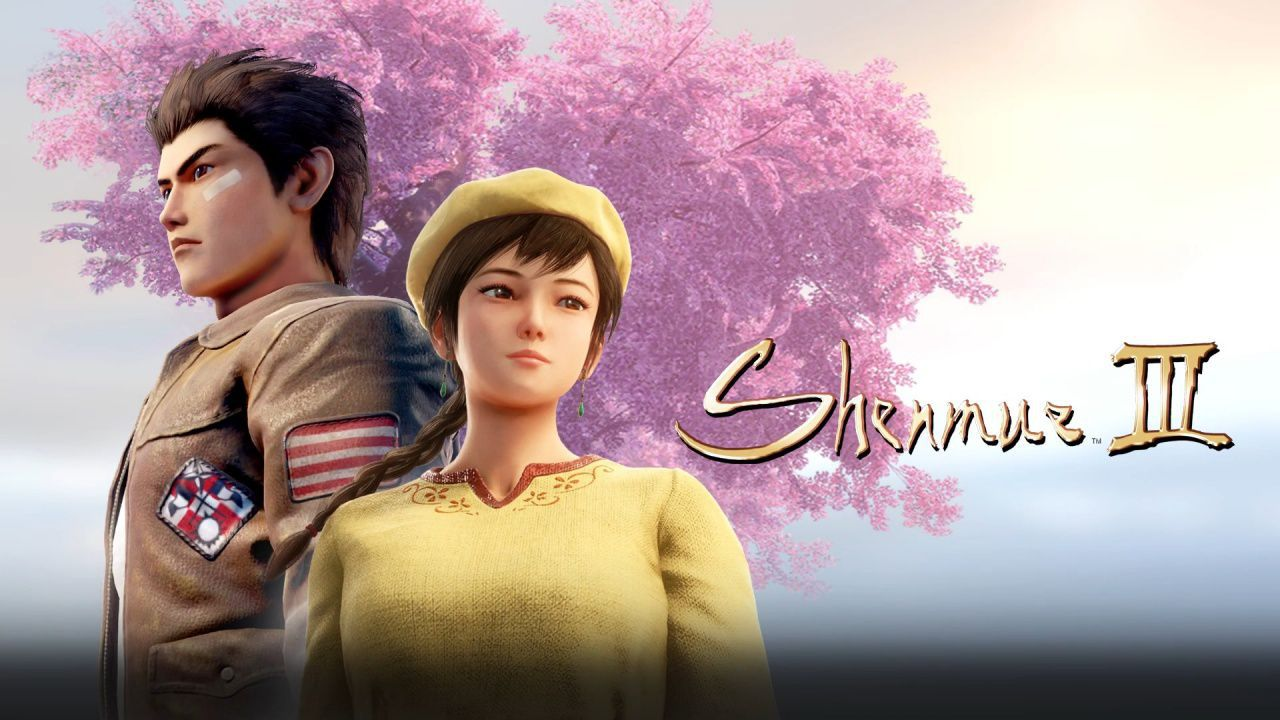 Shenmue 3 - Cover