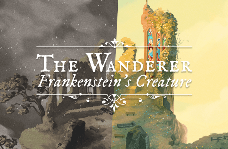 THE WANDERER: FRANKENSTEIN'S CREATURE-Ora su iOS!
