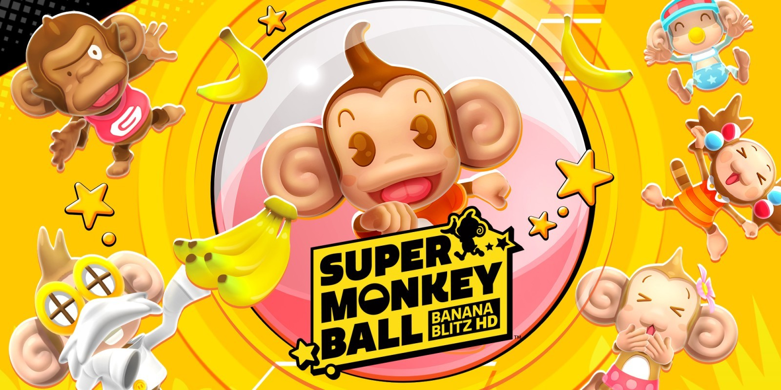 SUPER MONKEY BALL: BANANA BLITZ HD - Disponibile ora 15